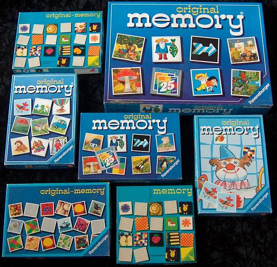 Spiele Memory